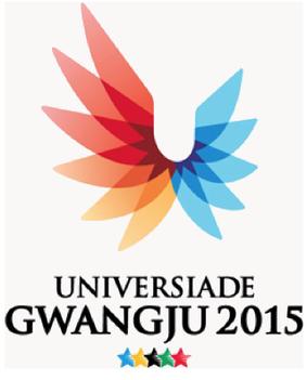 Universiade 2015, Gwangju