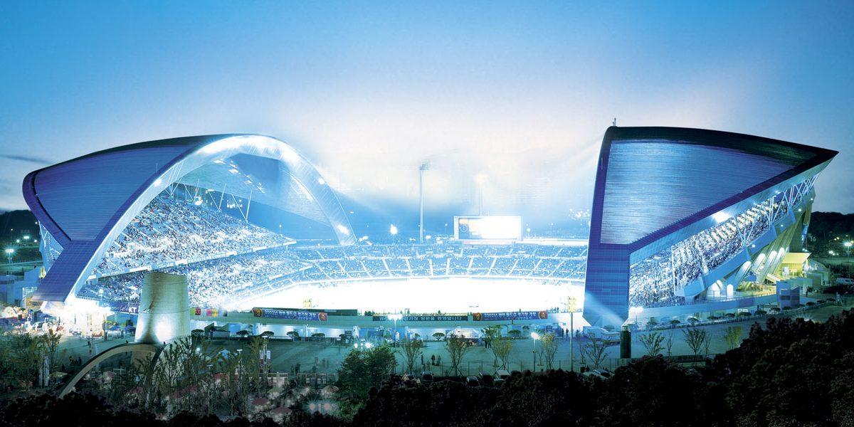 Gwangju Universiade stadium